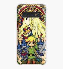 Zelda & Link Case/Skin for Samsung Galaxy