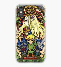 Zelda & Link iPhone Case