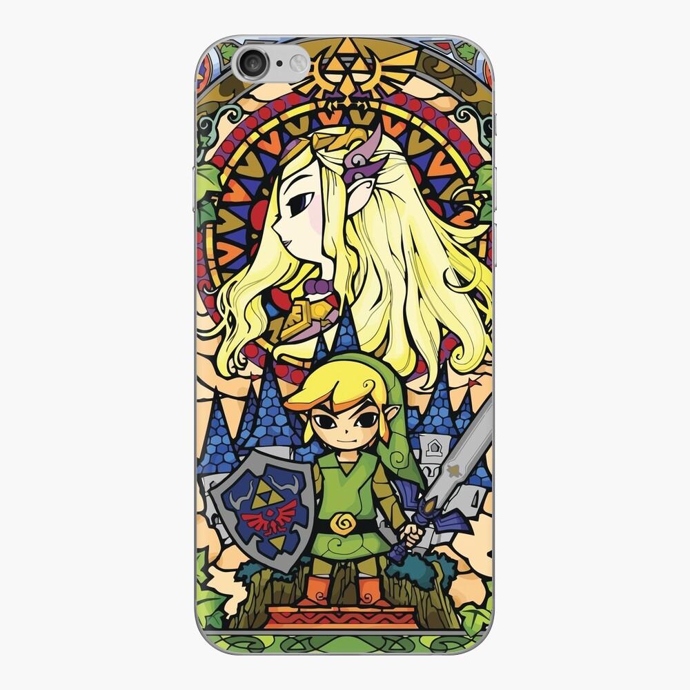 Zelda & Link iPhone Skin