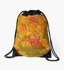 Mountain Ash  Drawstring Bag
