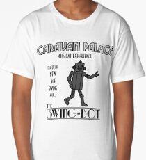 Vintage CP Robot 3 Long T-Shirt