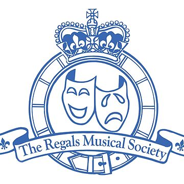 The Regals Musical Society Inc. - Large Logo by RegalsMusicals
