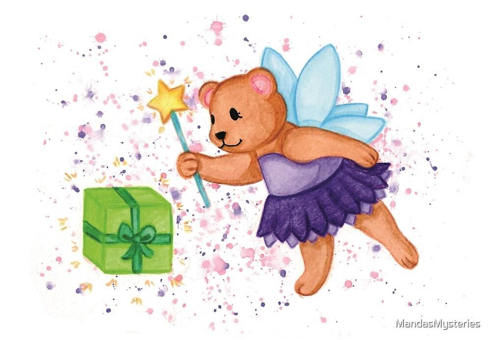 Fairy Magic by MandasMysteries