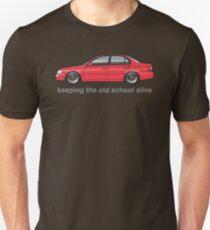 Red E100 corolla T-Shirt