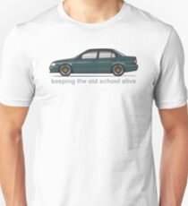 Teal E100 Corolla T-Shirt