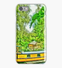 Fantasia On The Canal. iPhone Case/Skin