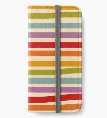 Hand drawn Rainbow iPhone Wallet/Case/Skin