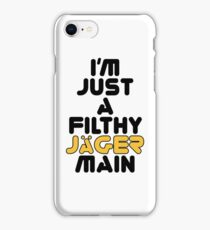 Jager Main (Filthy) iPhone Case/Skin