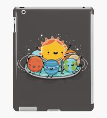 Around the sun iPad Case/Skin