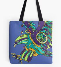Eagle, from the AlphaPod collection Tote Bag