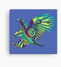 Eagle, from the AlphaPod collection Canvas Print