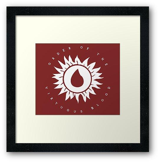 Oblivion - Virtuous Blood by ResistantDesign
