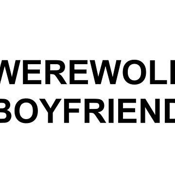 Werewolf Boyfriend by NigglesNibbles
