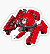 Ghost in the shell - Tachikoma Sticker