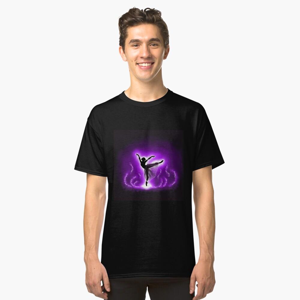 Silhouette Dancer Classic T-Shirt