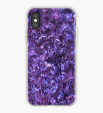 Abalone Shell | Paua Shell | Violet Tint iPhone Case