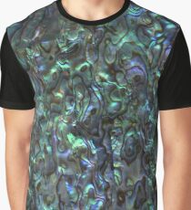 Abalone Shell | Paua Shell | Natural Graphic T-Shirt