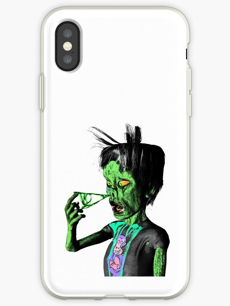 The Gross Zombie by Sam  Knight