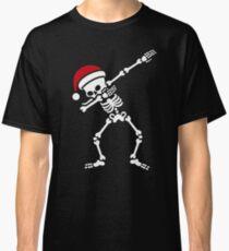 Santa dab / dabbing skeleton Classic T-Shirt