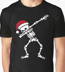 Santa dab / dabbing skeleton Graphic T-Shirt