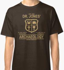 Dr. Jones' Archaeology Classic T-Shirt