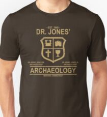Dr. Jones' Archaeology T-Shirt