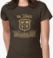 Dr. Jones' Archaeology Women's Fitted T-Shirt