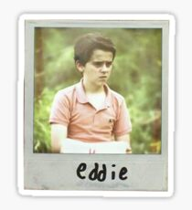 eddie kaspbrak / the losers club Sticker