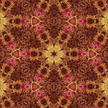 fractal nurnies in orange by ionclad
