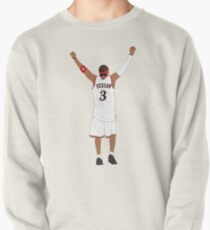 Allen Iverson Back-To Pullover