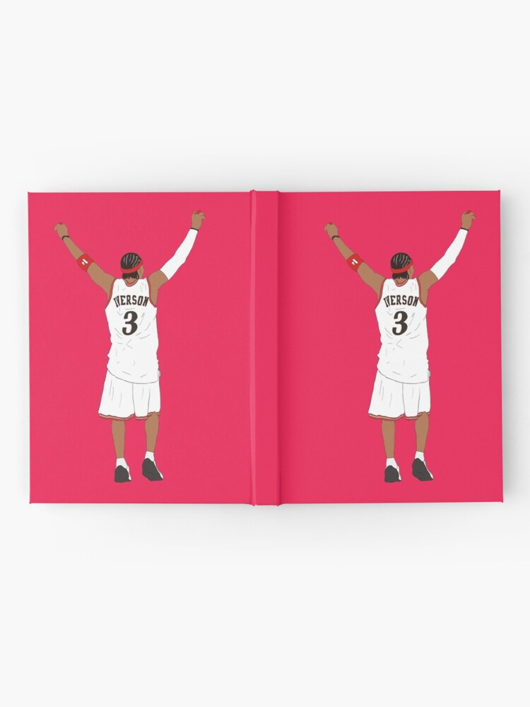 Alternate view of Allen Iverson Back-To Hardcover Journal