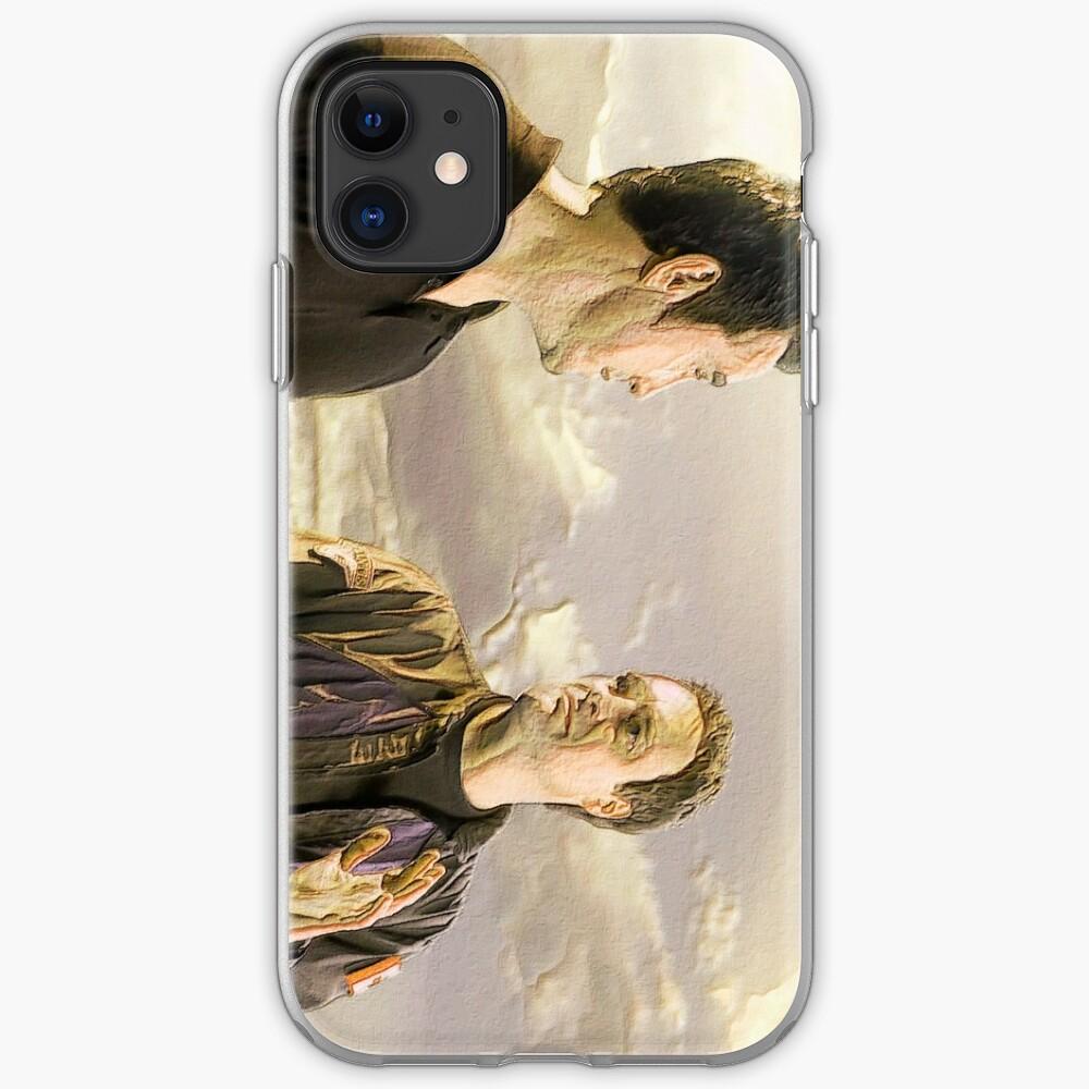 Sunday iPhone Soft Case