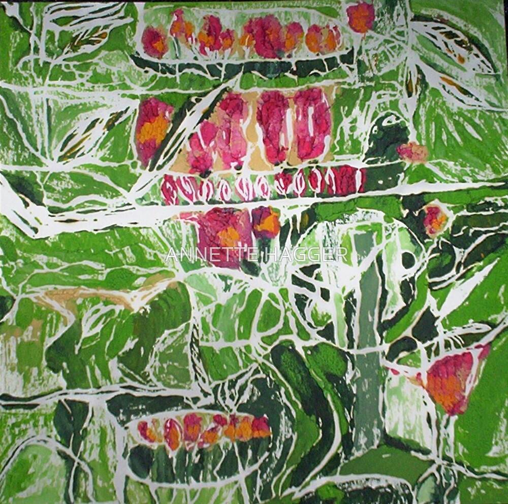 WOODLAND GARDEN SERIES by ANNETTE HAGGER