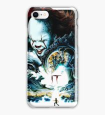 IT pennywise - It movie iPhone Case/Skin