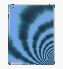 Ripple effect time travel iPad Case/Skin