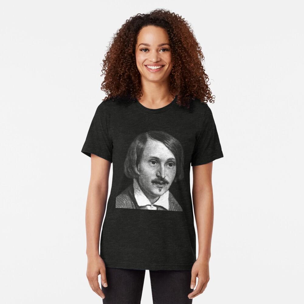 Gogol, portrait Tri-blend T-Shirt