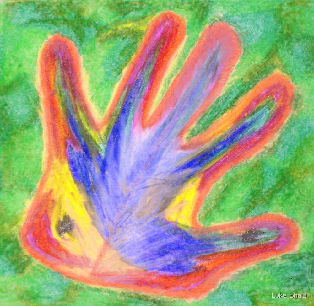 hands by Luke  Shaw
