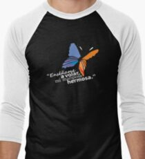My Beautiful Butterfly Men's Baseball ¾ T-Shirt