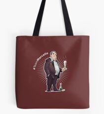 Marcello Maltese - Something Like Characters Tote Bag