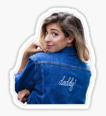 The Gabbie Show - Daddy Sticker