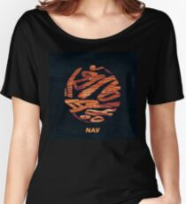 NAV by NAV Women's Relaxed Fit T-Shirt