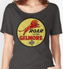 Roar with Gilmore classic gasoline Women's Relaxed Fit T-Shirt