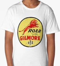 Roar with Gilmore classic gasoline Long T-Shirt