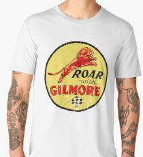 Roar with Gilmore classic gasoline Men's Premium T-Shirt