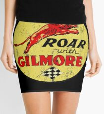 Roar with Gilmore classic gasoline Mini Skirt