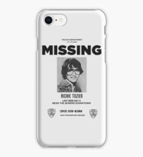 Richie Tozier - IT - Pennywise 2017 iPhone Case/Skin