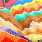 Rainbow knit by AlisonJoy