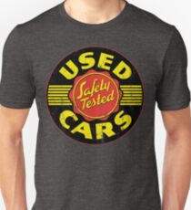 Safety Used Cars  T-Shirt