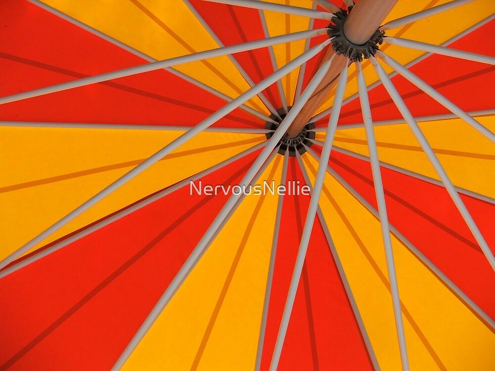 Under my umbrella by NervousNellie