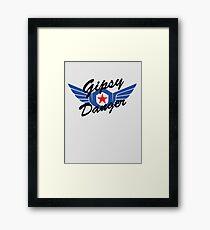 Gipsy Danger Framed Print